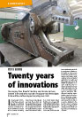 Twenty years of innovation