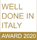 Well done in Italy 2020